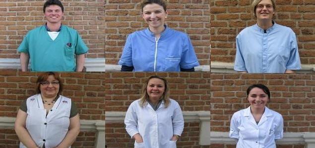 Vétérinaires Docteur Luc DUBOIS Docteur Laure POULAIN Docteur Aurélie BOUCHE Auxiliaires Spécialisés Vétérinaire Céline Christelle Sylvie