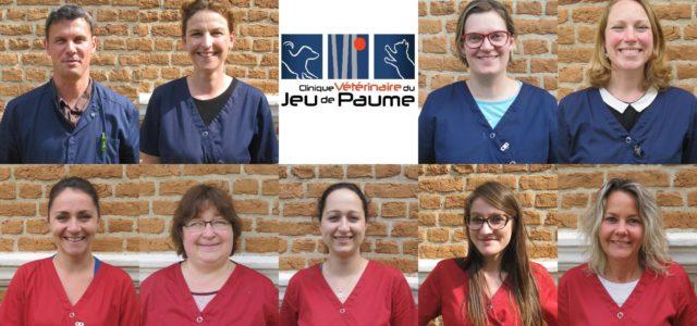Vétérinaires  Docteur Luc DUBOIS Docteur Laure POULAIN Docteur Aurélie BOUCHE Auxiliaires Spécialisés Vétérinaire Céline Christelle Claire Sophie