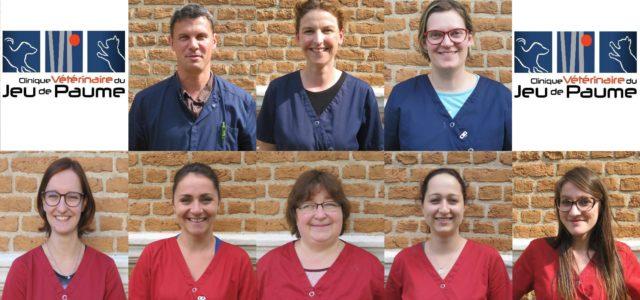 Vétérinaires Docteur Luc DUBOIS Docteur Laure POULAIN Docteur Aurélie BOUCHE Auxiliaires Spécialisés Vétérinaire Camille Céline Christelle Claire Sophie